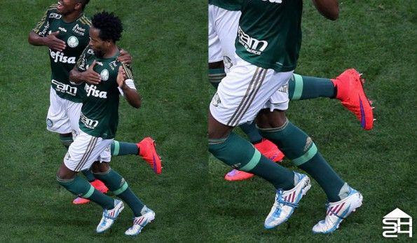 Ze Roberto (Palmeiras) - adidas F50 adizero prime
