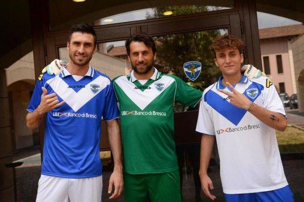 Maglie Brescia 2015-2016 Acerbis