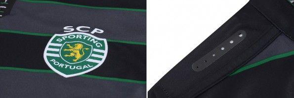Stemma Sporting Clube Portugal maglia away