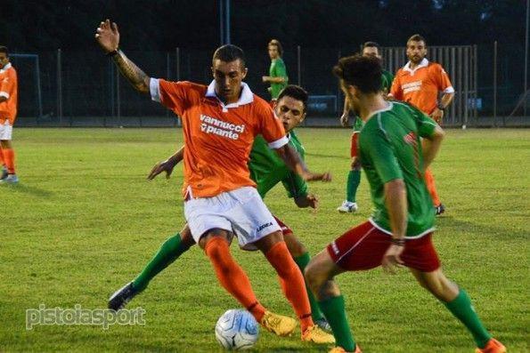 Kit Pistoiese arancione 2015-2016
