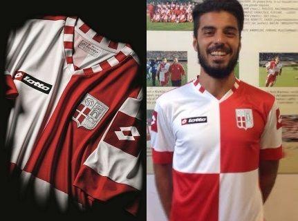 Prima maglia Rimini 2015-2016