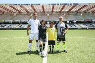 Abbonati Cesena con le nuove maglie Lotto