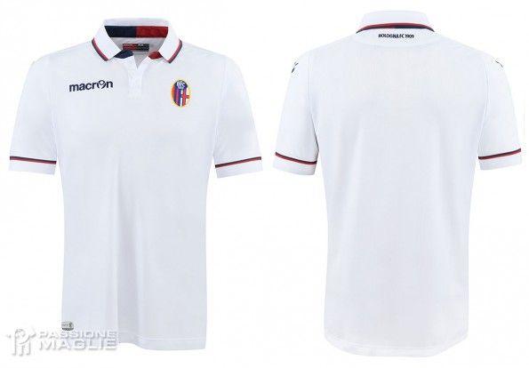Seconda maglia Bologna 2015-16