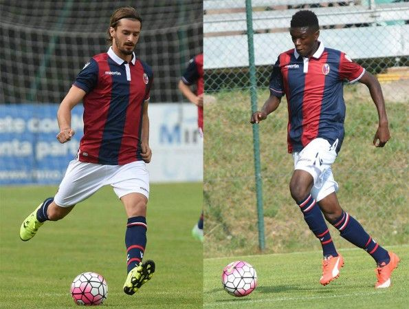 Bologna kit home 2015-2016 Macron