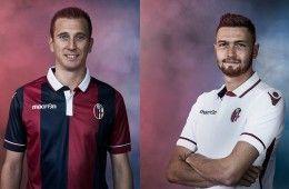 Campagna presentazione maglie Bologna 2015-16