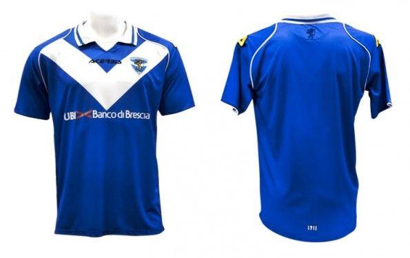 Prima maglia Brescia Calcio 2015-2016