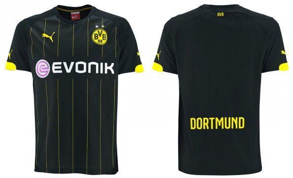 Seconda maglia Borussia Dortmund 2015-2016