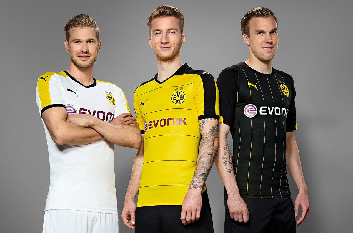 Maglie Borussia Dortmund 2015-2016