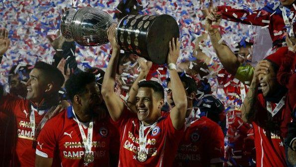 Cile campione Coppa America 2015