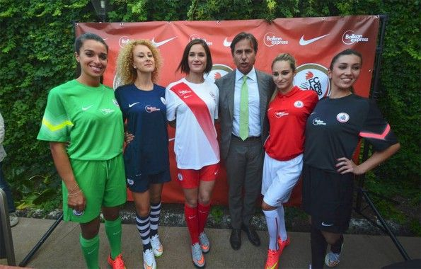 Kit ufficiali Bari 2015-2016 Nike
