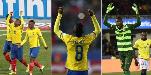 Kit Ecuador Copa America 2015