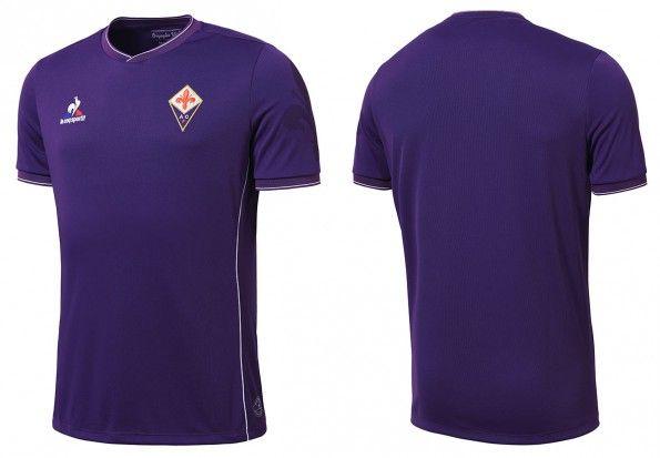 Maglia Fiorentina 2015-2016 home