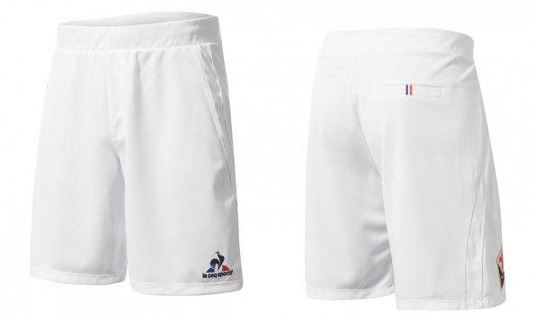 Pantaloncini Fiorentina bianchi 2015-16