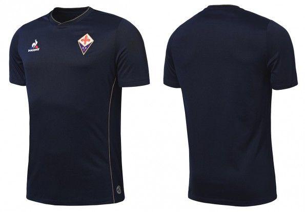 Fiorentina terza maglia 2015-2016 blu