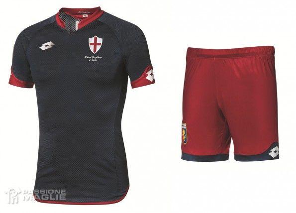 Terza maglia Genoa 2015-16