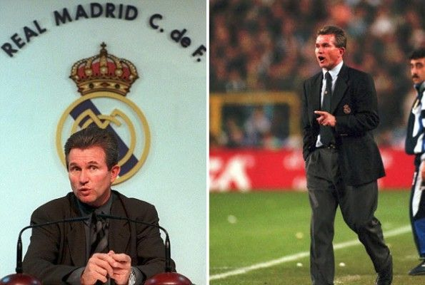 Jupp Heynckes allenatore del Real Madrid