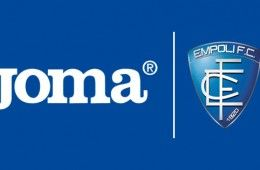 Joma sponsor tecnico Empoli