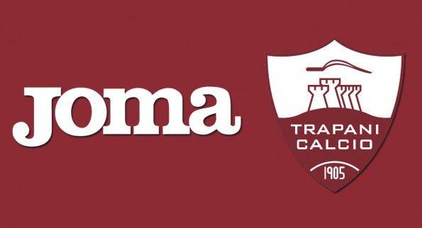 Joma sponsor tecnico Trapani