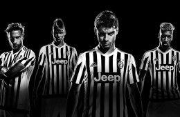 Juventus adidas kit home 2015-2016