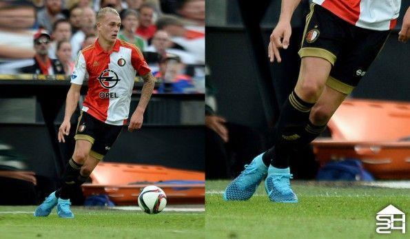 Rick Karsdorp (Feyenoord) - Nike Magista Obra