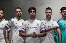 Chelsea kit away 2015-2016