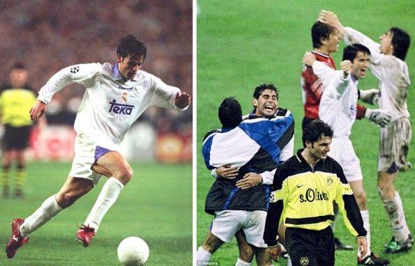 Real Madrid-Borussia Dortmund, Champions League 1997-1998