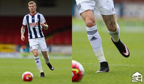 James McClean (West Bromwich Albion) - NikeID Mercurial Superfly IV