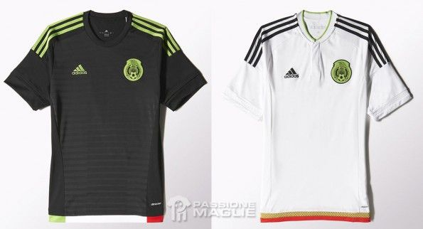 Maglie Messico 2015 Coppa America