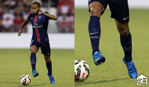 Lucas Moura (Paris Saint Germain) - adidas X 15.1