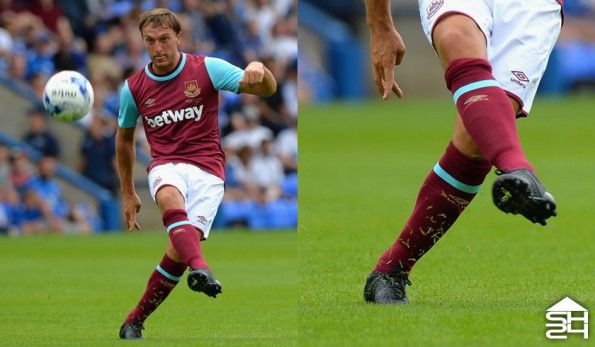 Mark Noble (West Ham United) - adidas ACE 15.1