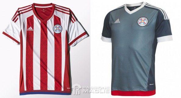 Maglie Paraguay Copa America 2015
