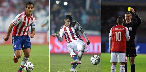 Paraguay kit Copa America 2015