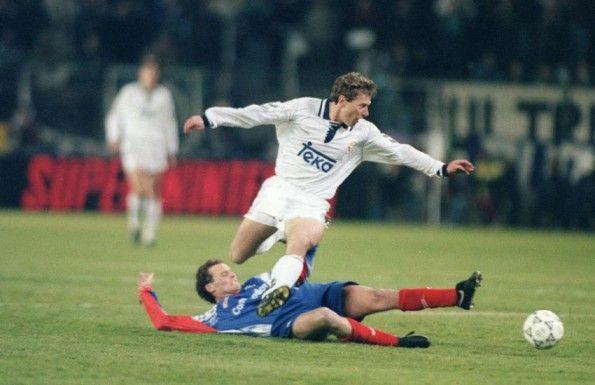 Real Madrid-PSG 1993-94