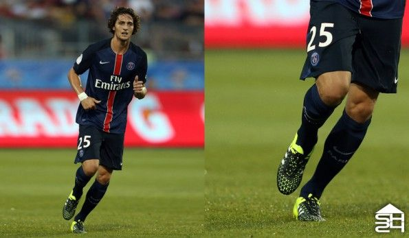 Adrien Rabiot (Paris Saint Germain) - adidas ACE 15.1