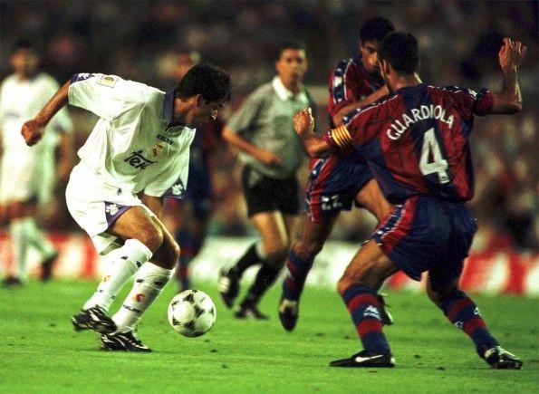 Raul sfida Guardiola in Barcellona-Real Madrid