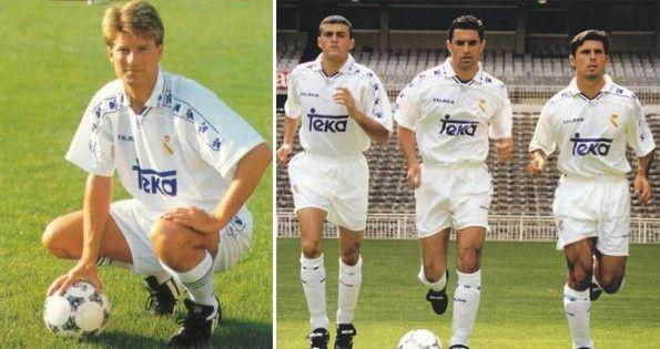 Laudrup, Luis Enrique, Real 1994-95