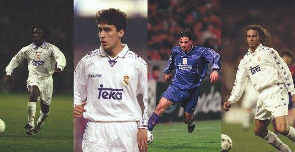 Maglie del Real Madrid firmate Kelme