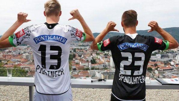 Nomi numeri divise Sturm Graz 2015-16