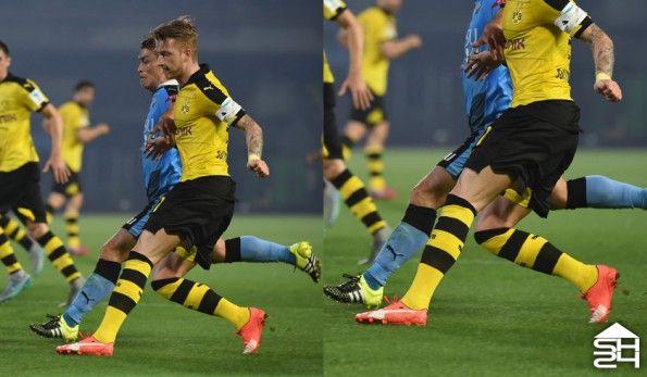 Marco Reus (Borussia Dormund) - Puma evoSpeed SL
