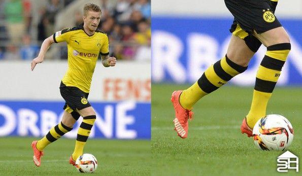 Marco Reus (Borussia Dortmund) - Puma evoSPEED SL