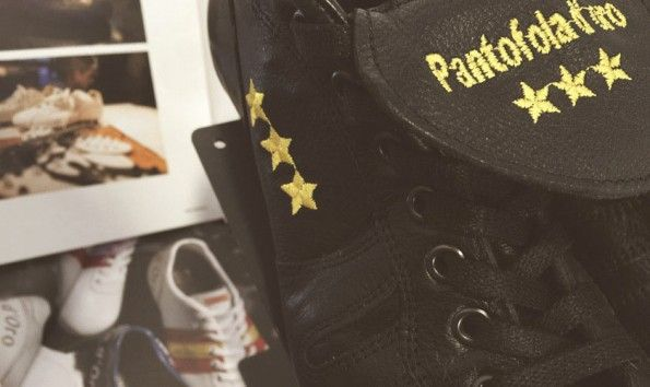 Prodotti Pantofola d'Oro per il calcio