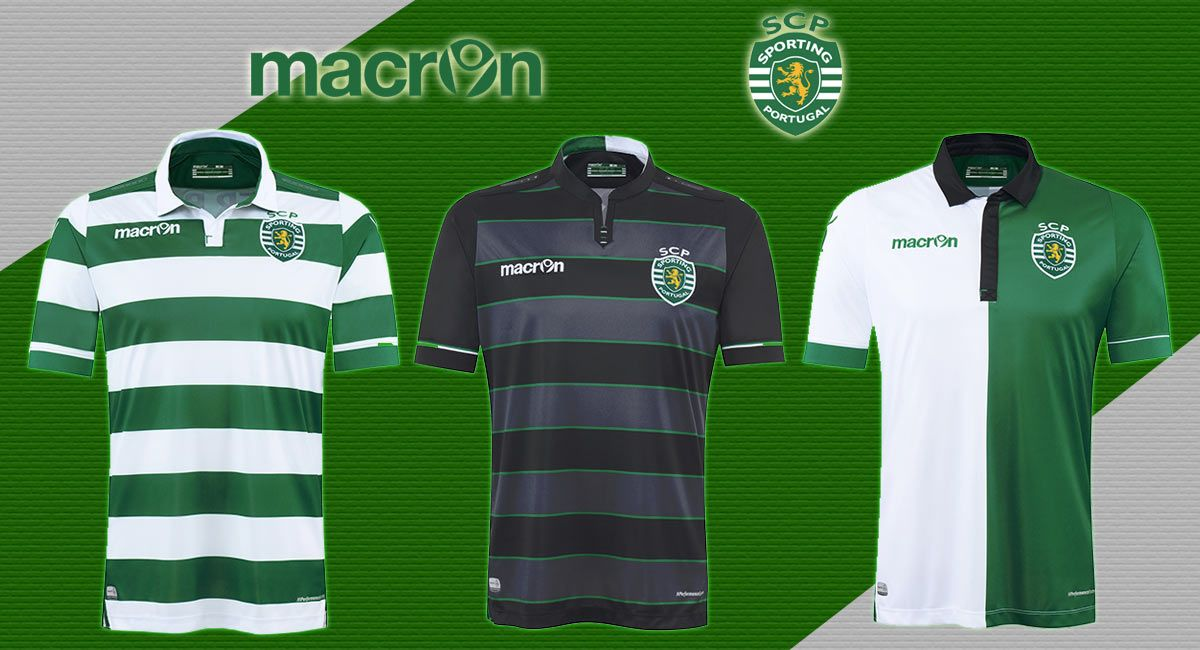 Maglie Sporting Club Lisbona 2015-16