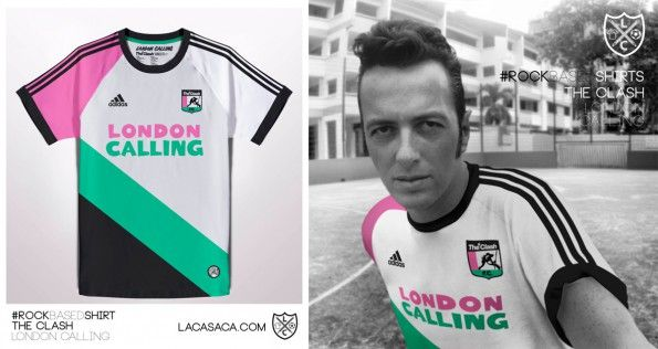 Maglia The Clash London Calling