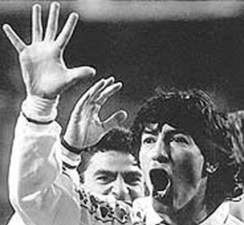Manita Zamorano Real Madrid