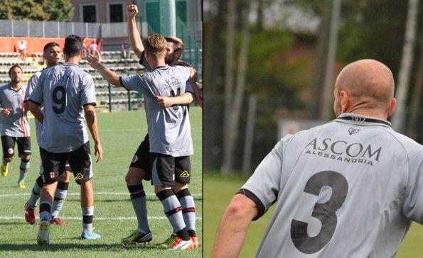 Font maglia Alessandria 2015-2016