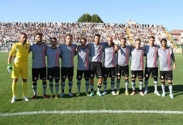 Alessandria divisa 2015-2016 grigia