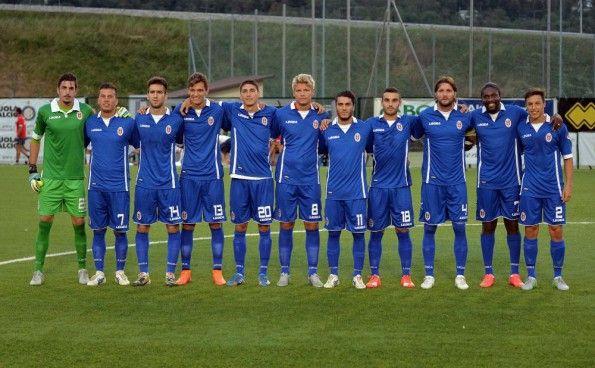 Divisa Como blu Serie B 2015-2016