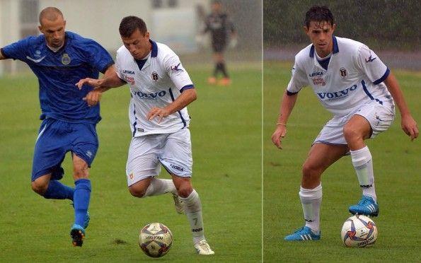 Seconda maglia Como 2015-2016 bianca