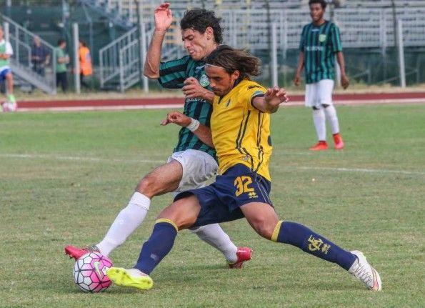 Prima divisa Modena 2015-2016