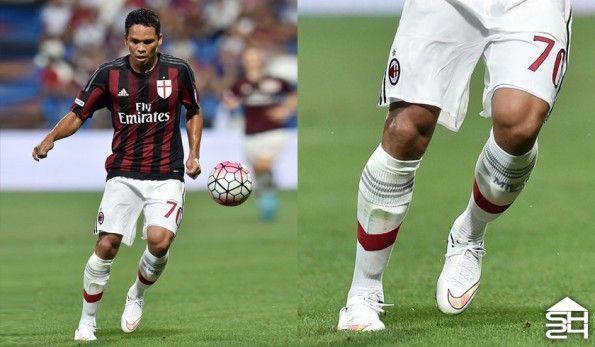 Carlos Bacca (Milan) - Nike Mercurial Vapor X